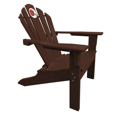 The Cleveland Browns  Big Daddy Adirondack Chair - Imperial USA Imp  182-1020