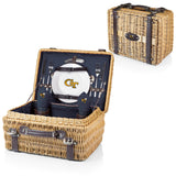Georgia Tech Yellow Jackets Champion Basket by Picnic Time