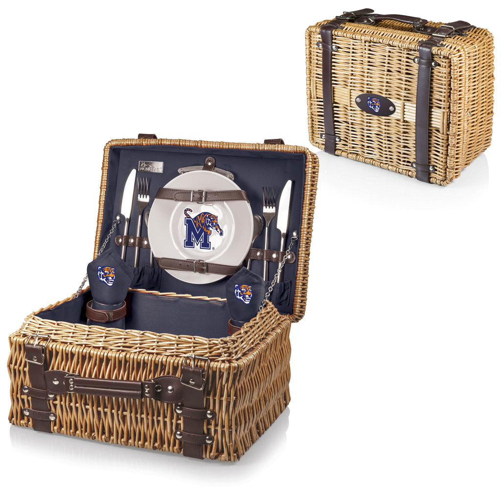 Memphis Tigers Champion Picnic Basket