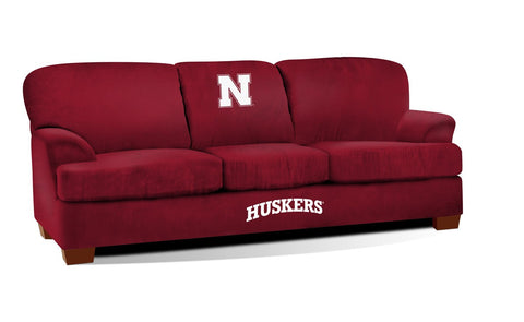The Imperial University Of Nebraska First Team Couchs and Sofas perfect Man Caves, Fans Cave roooms and Games
