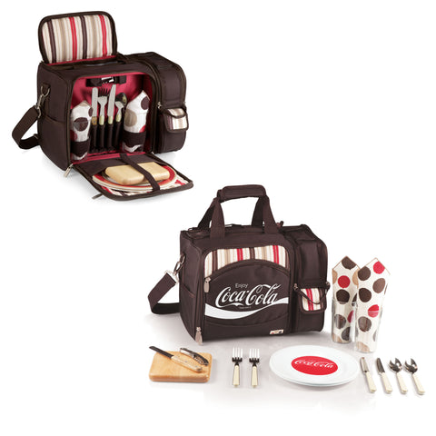 The Coca Cola Malibu Picnic Tote - Picnic Time 504-42-777-911-0