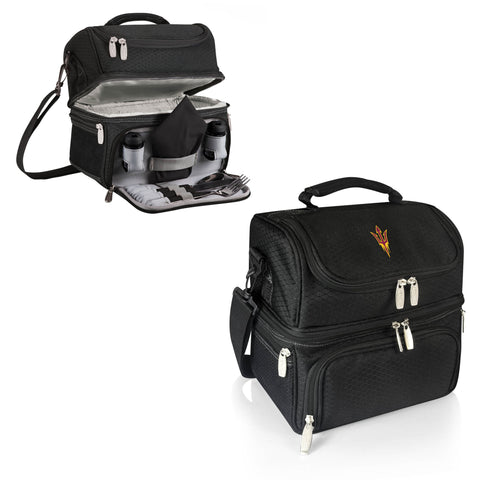 The Arizona State Sun Devils Pranzo Lunch Box Cooler - Picnic Time 512-80-175-024-0