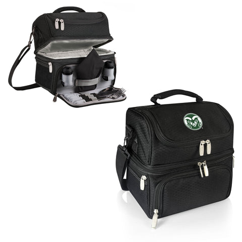 The Colorado State Rams Pranzo Lunch Box Cooler - Picnic Time 512-80-175-134-0
