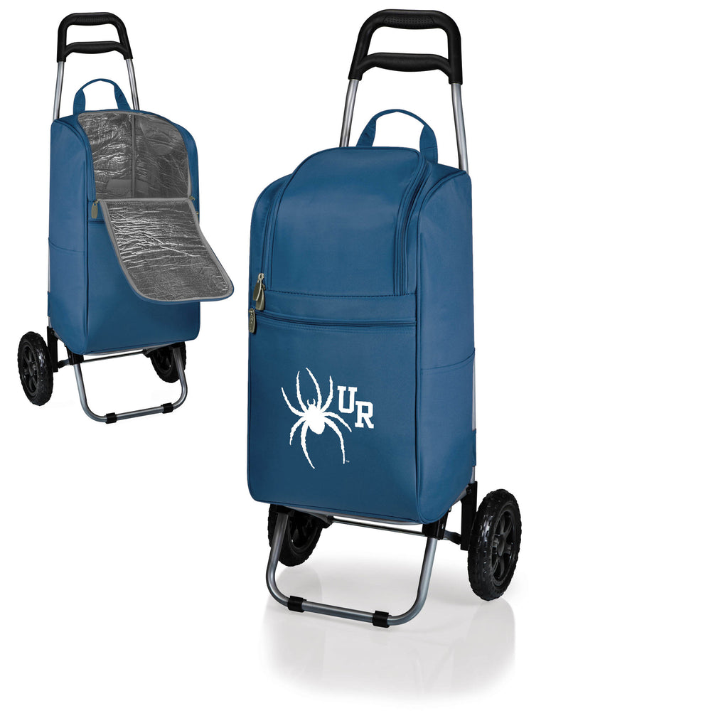 The Richmond Spiders Cart Cooler - Picnic Time 545-00-138-724-0