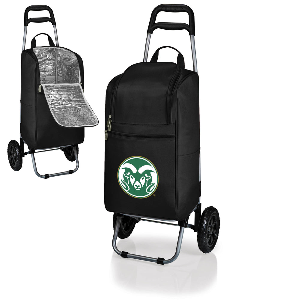 The Colorado State  Rams Cart Cooler - Picnic Time 545-00-175-134-0
