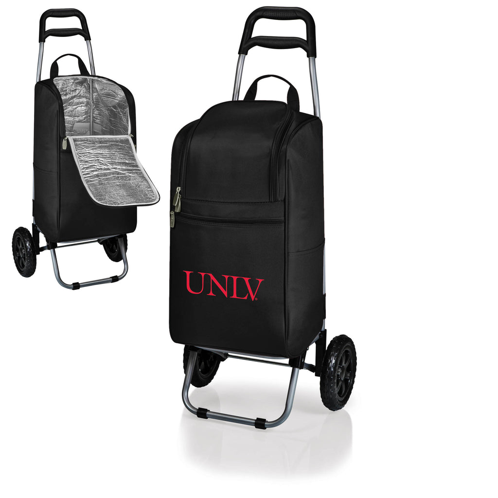 The UNLV Rebels Cart Cooler - Picnic Time 545-00-175-274-0