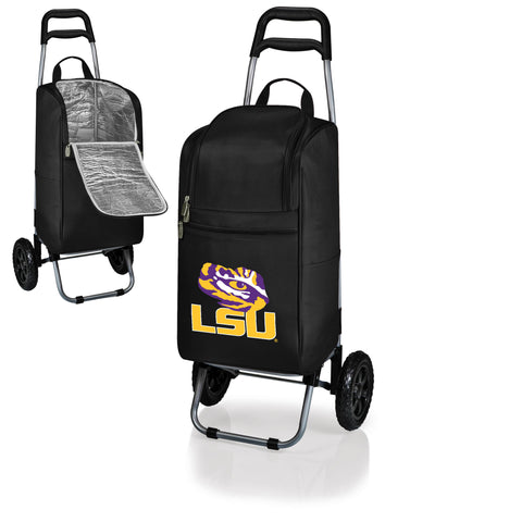 The Louisiana State  Tigers Cart Cooler - Picnic Time 545-00-175-294-0