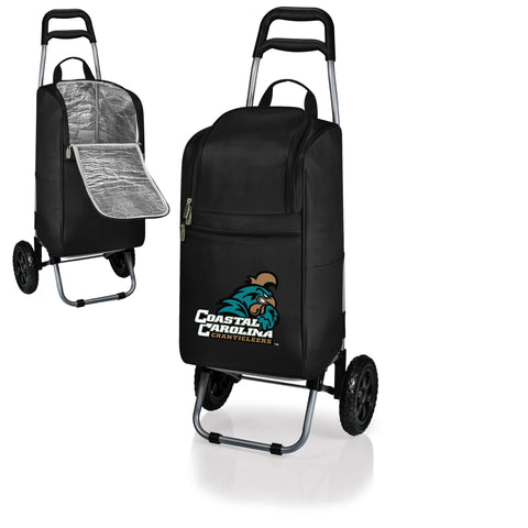 The Coastal Carolina  Chanticleers Cart Cooler - Picnic Time 545-00-175-734-0