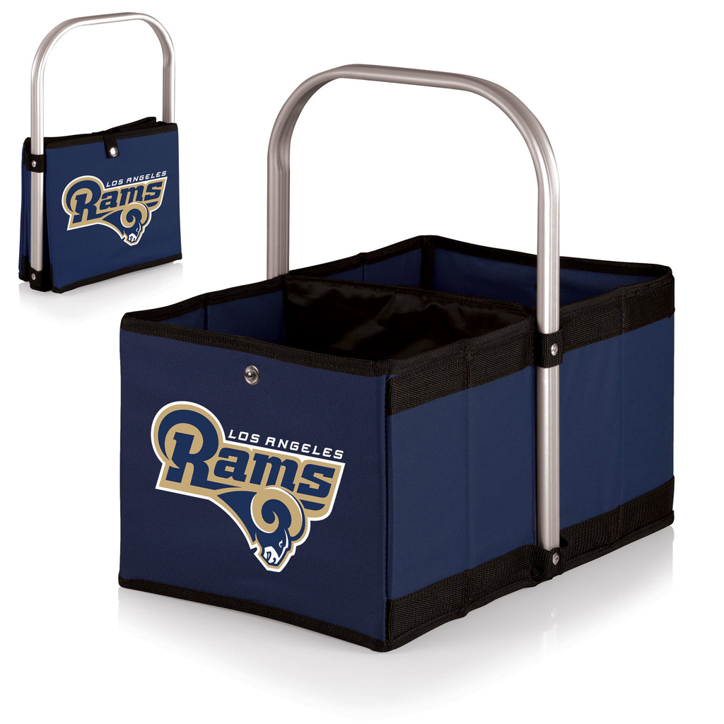 The Los Angeles Rams Urban Basket by Picnic Time
