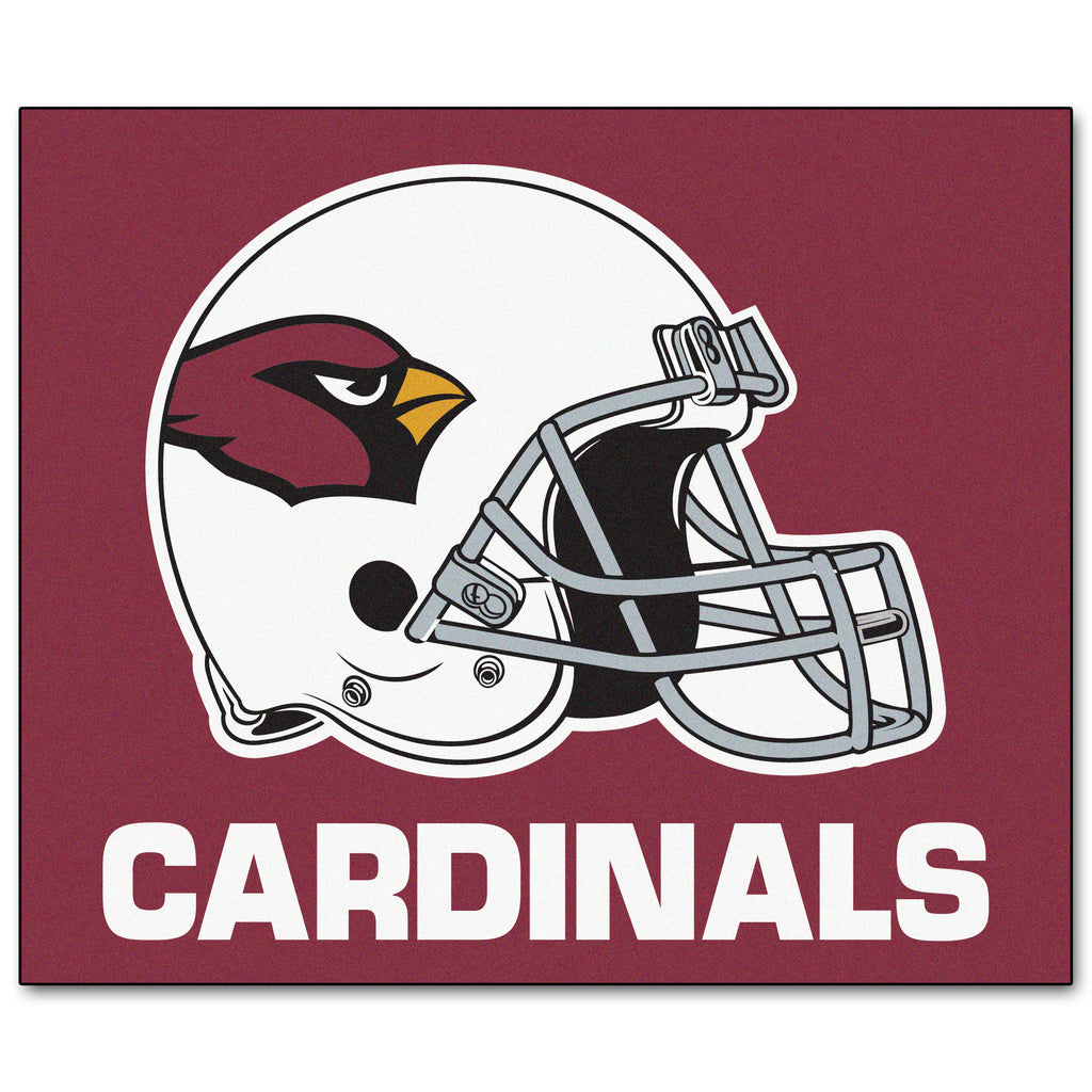 "Tailgater Area Rug (60""x72"") - 	Arizona Cardinals"