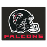 "All Star Mat (34"" x 45"") - Atlanta Falcons"