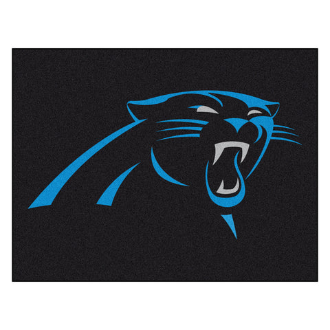 Panthers All-Star Mat for Carolina Panther NFL Football Fans