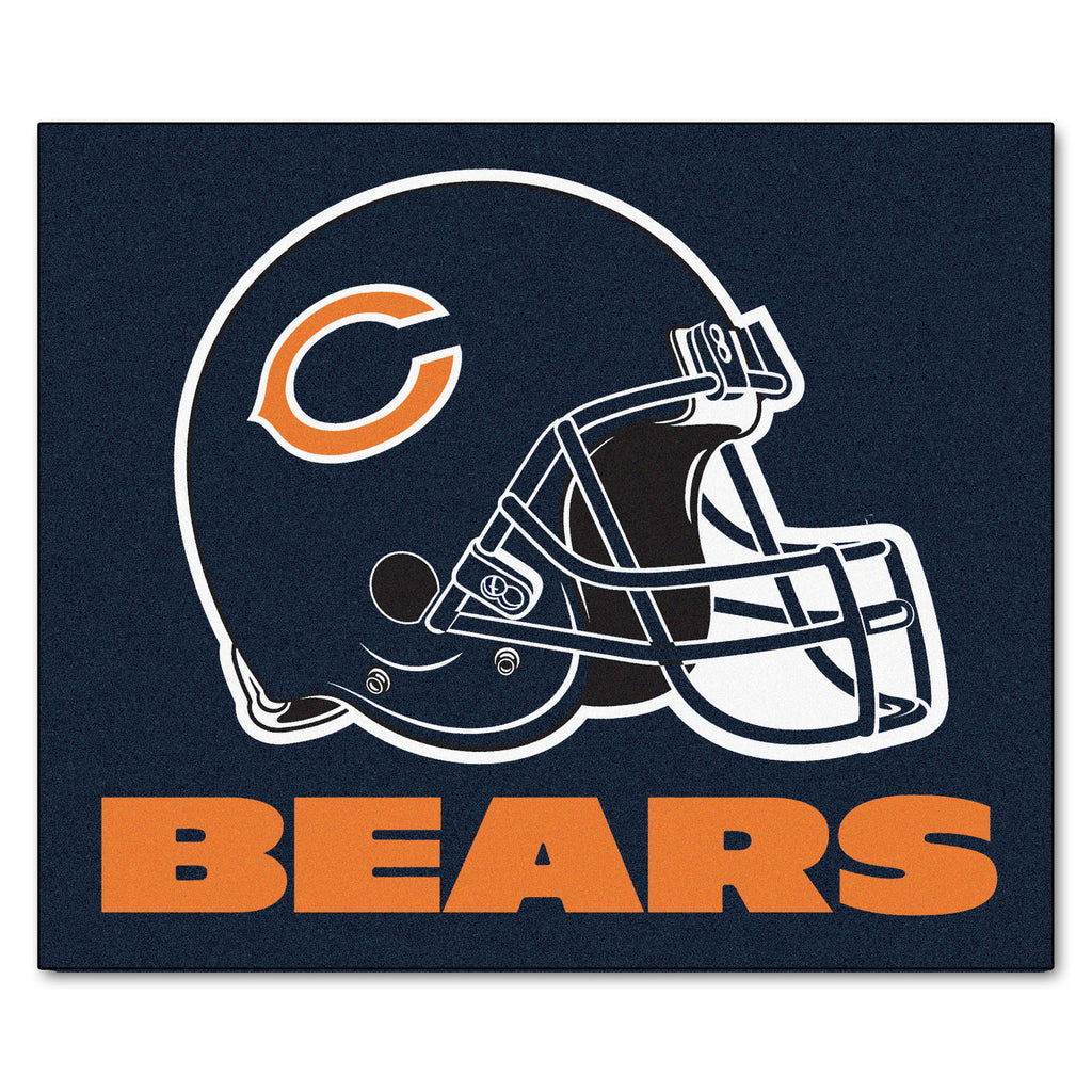 "Tailgater Area Rug (60""x72"") - Chicago Bears"