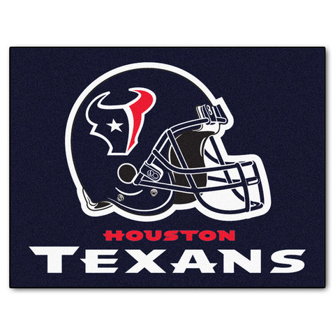 Texans All-Star Mat for Houston Texan NFL Football Fans