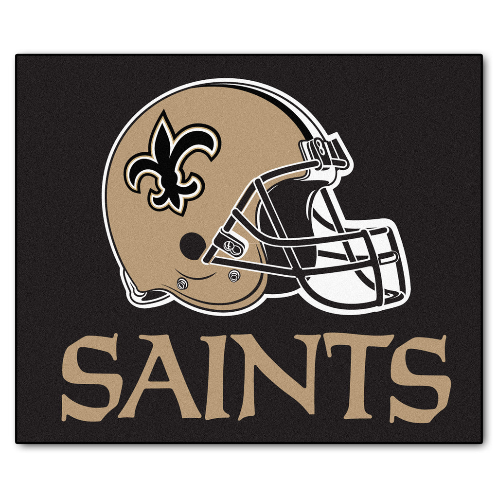"Tailgater Area Rug (60""x72"") - New Orleans Saints"