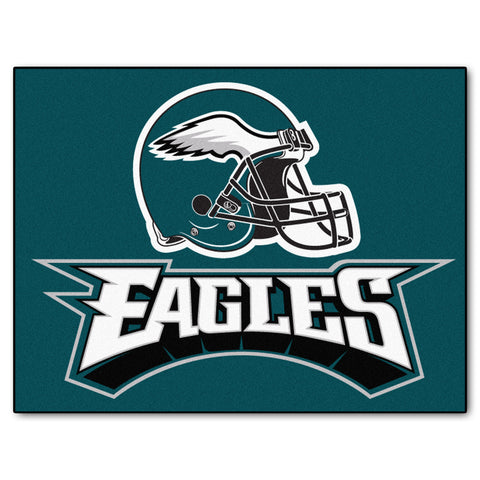 Eagles All-Star Mat for Philadelphia Eagle NFL Football Fans