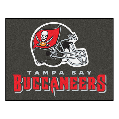 Buccaneers All-Star Mat for Tampa Bay Buccaneer NFL Football Fans