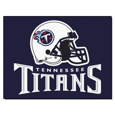 Titans All-Star Mat for Tennessee Titan NFL Football Fans