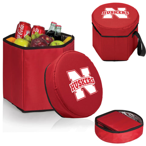 The Nebraska Cornhuskers Red Bongo Cooler - Picnic Time 596-00-100-404-0-1