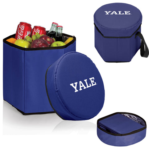 The Yale Bulldogs Bongo Cooler - Picnic Time 596-00-138-054-1