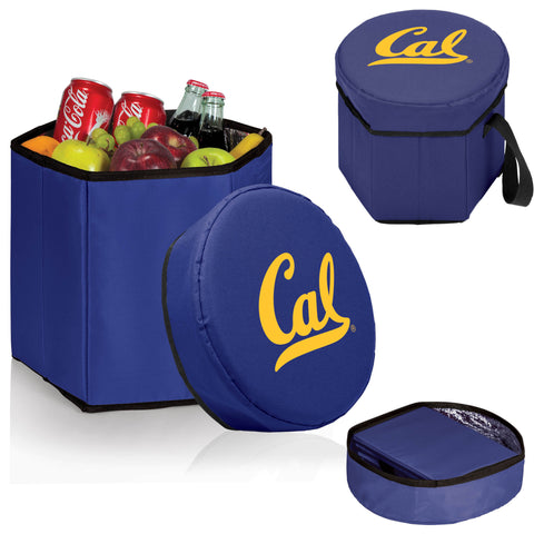 The Cal Golden Bears Bongo Cooler - Picnic Time 596-00-138-074-0