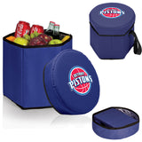 Picnic Time Bongo Cooler - 	Detroit Pistons Portable Coolers