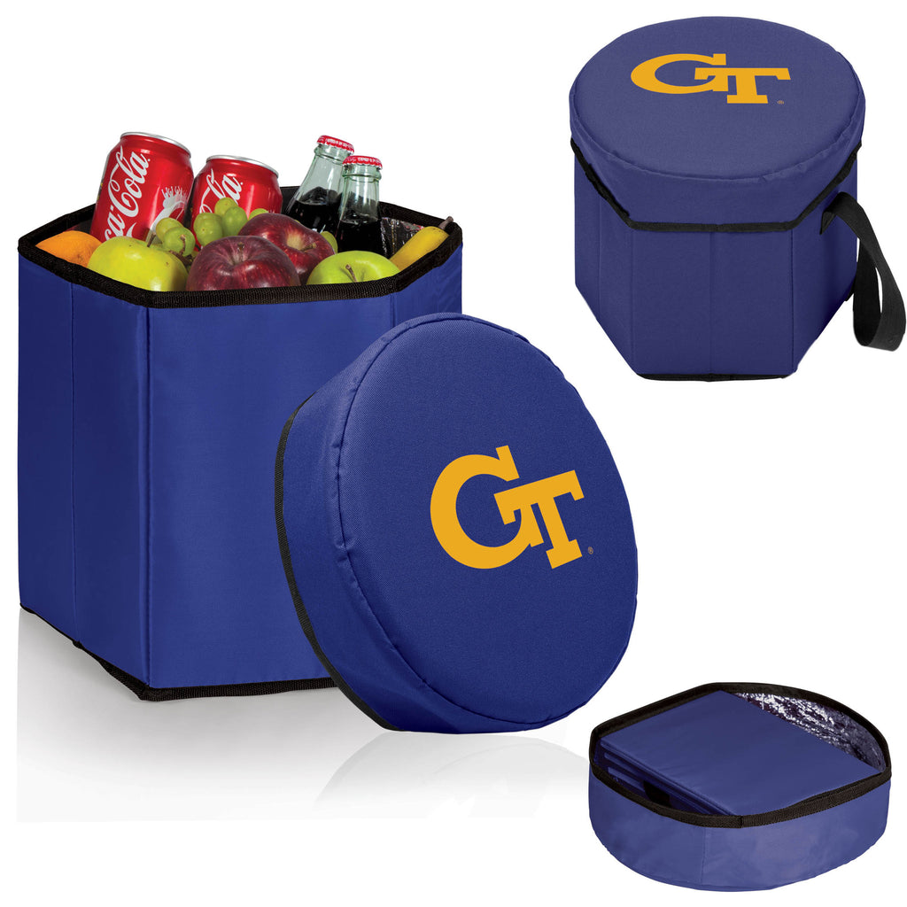 The GT Yellow Jackets Bongo Cooler - Picnic Time 596-00-138-194-0