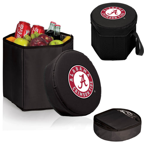 University of Alabama Crimson Tide Bongo Seat Cooler tailgating cool drinks chair and cooling
