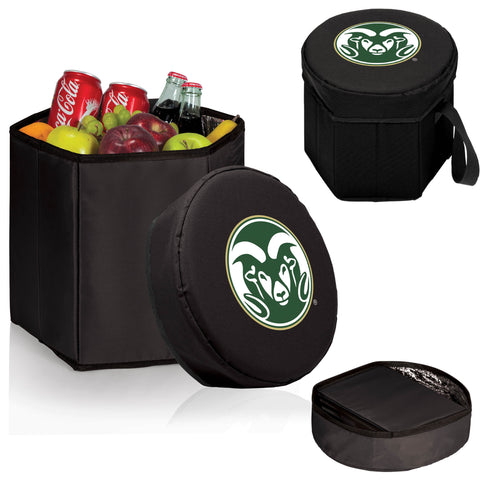 The CSU Rams Bongo Cooler - Picnic Time 596-00-179-134-0