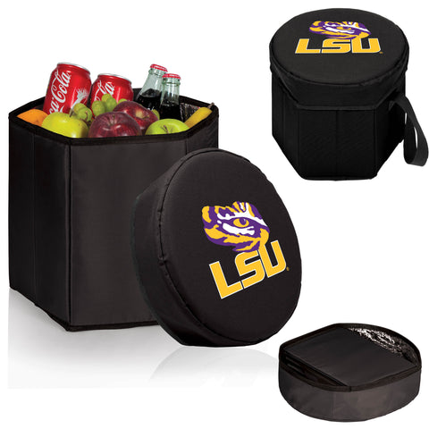 The LSU Tigers Bongo Cooler - Picnic Time 596-00-179-294-0
