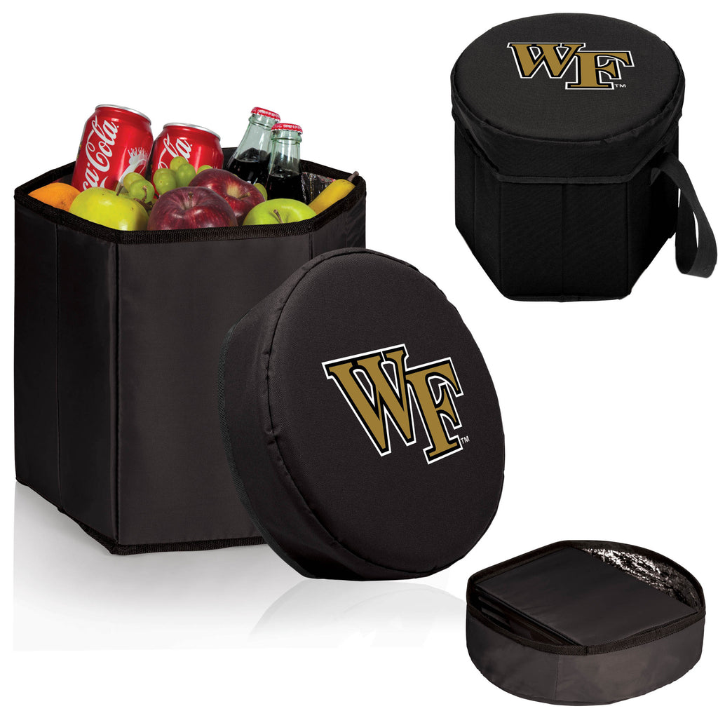 The Wake Forest Demon Deacons Bongo Cooler - Picnic Time 596-00-179-614-0