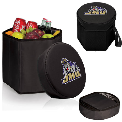The JMU Dukes Bongo Cooler - Picnic Time 596-00-179-814-0