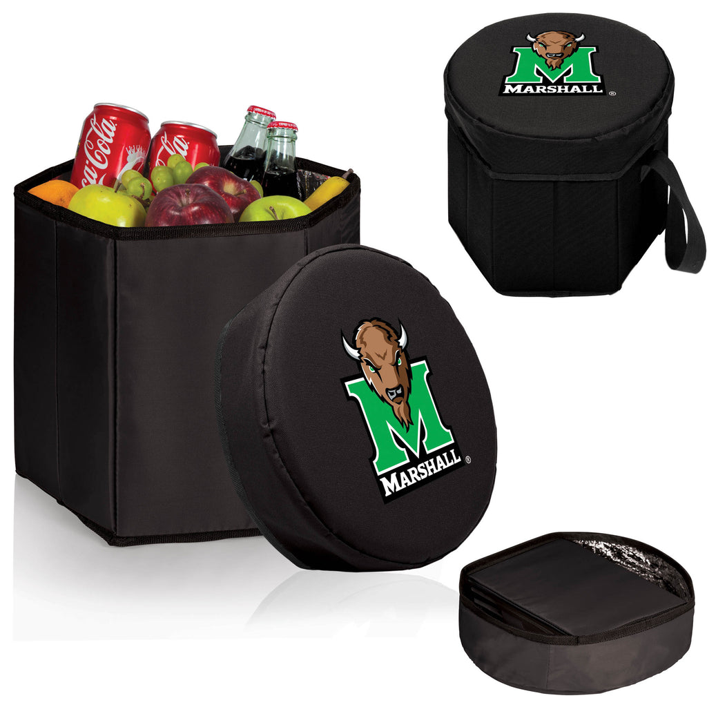 The Marshall  Thundering Herd Bongo Cooler - Picnic Time 596-00-179-894-0