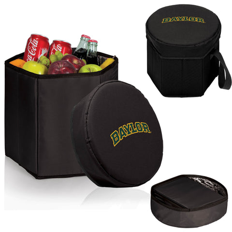 The Baylor  Bears Bongo Cooler - Picnic Time 596-00-179-924-0