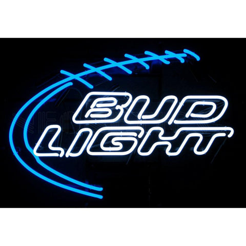 Neonetics 5BUDLF - The Bud Light Football Neon Sign