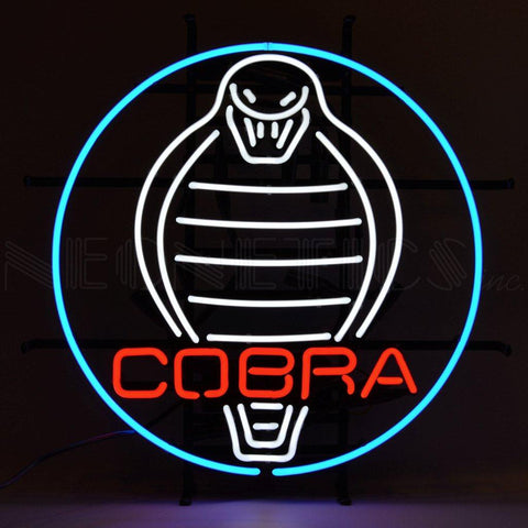 Neonetics 5COBRA - The Ford Cobra Neon Sign