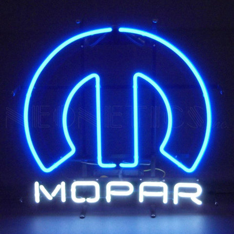 Neonetics 5MPROM - The Mopar Omega Neon Sign