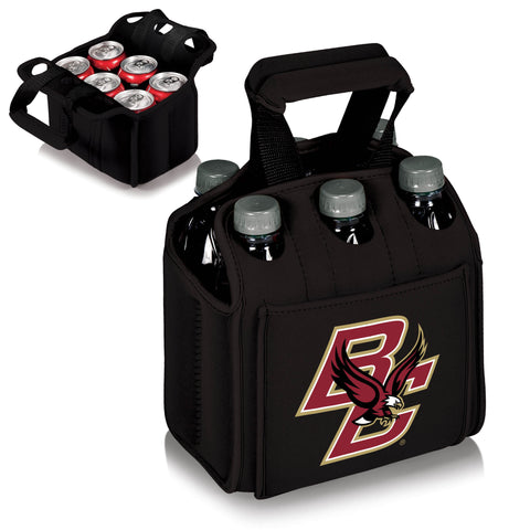 The BC Eagles Six Pack Cooler - Picnic Time 608-00-179-054-0