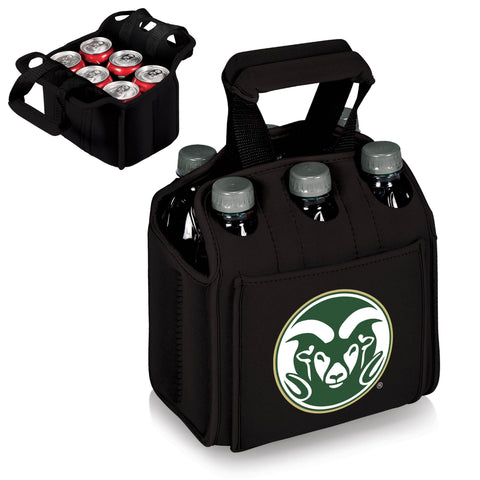 The CSU Rams Six Pack Cooler - Picnic Time 608-00-179-134-0
