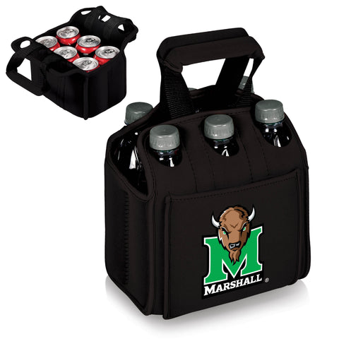 The Marshall Thundering Herd Six Pack Cooler - Picnic Time 608-00-179-894-0