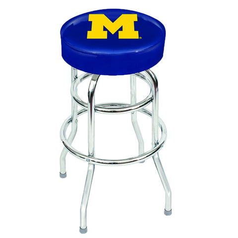 The Michigan Wolverines Bar Stool - Imperial IMP  61-4009