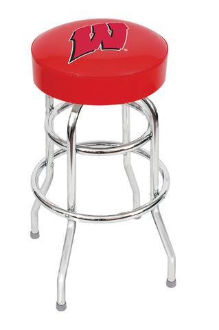 The Wisconsin Badgers Bar Stool - Imperial IMP  61-4013