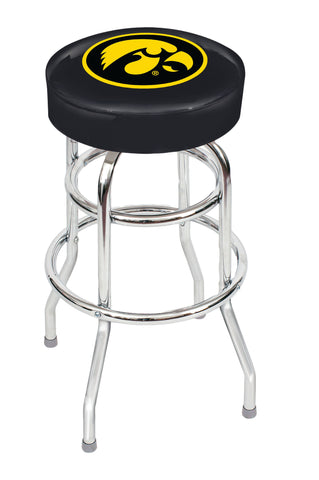 The Iowa Hawkeyes Bar Stool - Imperial IMP  61-4018