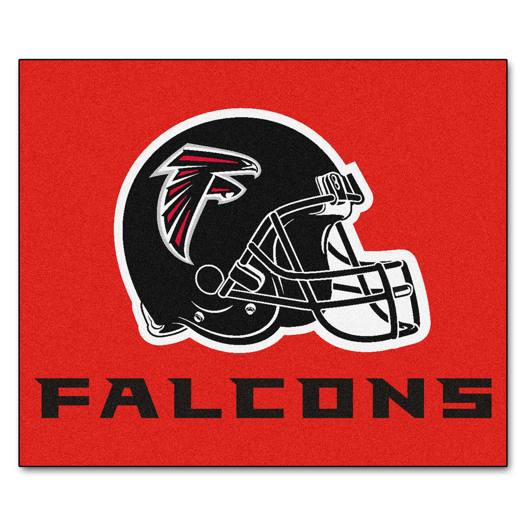 "Tailgater Area Rug (60""x72"") - Atlanta Falcons"
