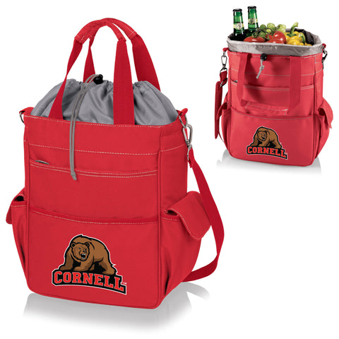Cornell  Bears Activo Cooler Tote - Picnic Time 614-00-100-684-0