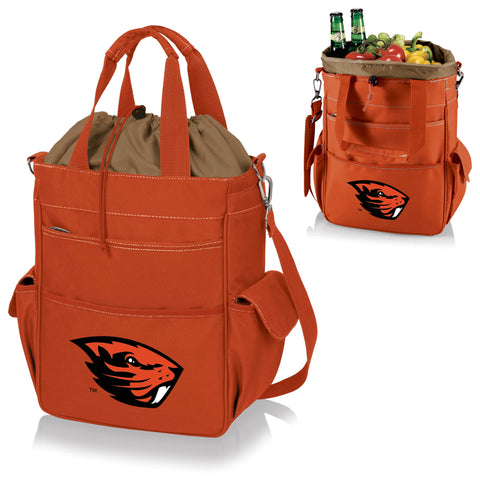 Oregon State  Beavers Activo Cooler Tote - Picnic Time 614-00-103-484-0