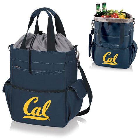 California Berkeley Golden Bears Activo Cooler Tote - Picnic Time 614-00-138-074-0