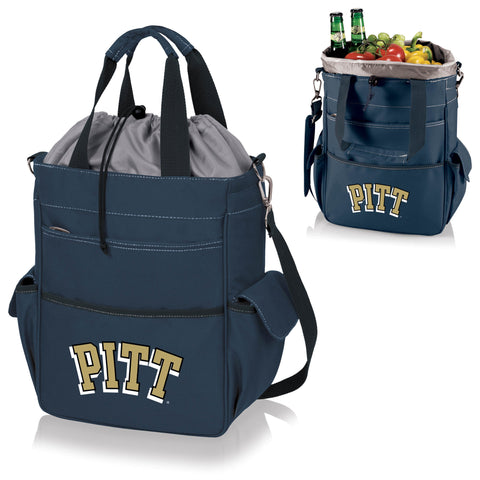 Pittsburgh Panthers Activo Cooler Tote - Picnic Time 614-00-138-504-0