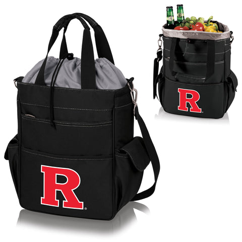 Rutgers  Scarlet Knights Activo Cooler Tote - Picnic Time 614-00-175-084-1
