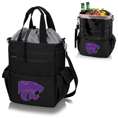 Kansas State  Wildcats Activo Cooler Tote - Picnic Time 614-00-175-254-0